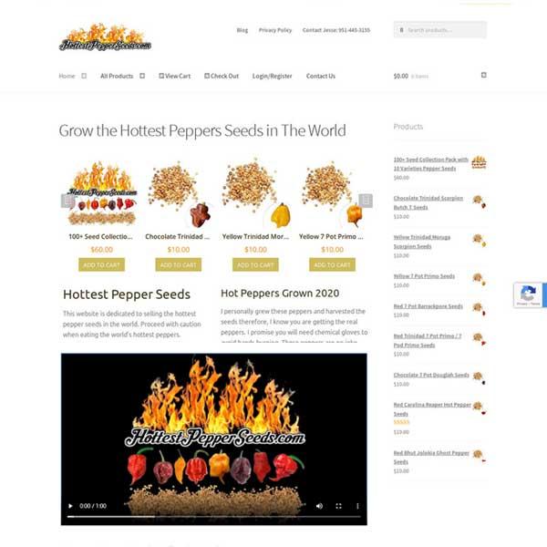 HottestPepperSeeds.com