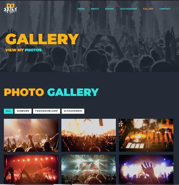 DJ Gallery