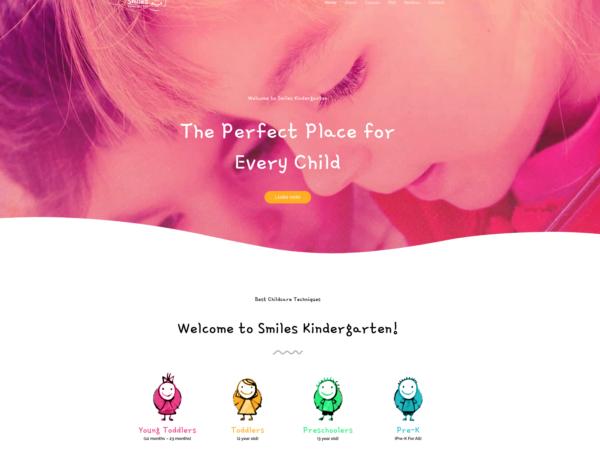 #1 Incredible Kindergarten Business Theme