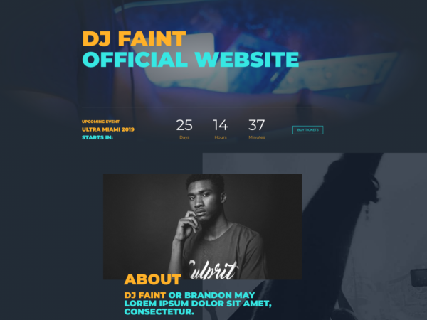 #1 Incredible Disc Jockey Powerful eCommerce Theme