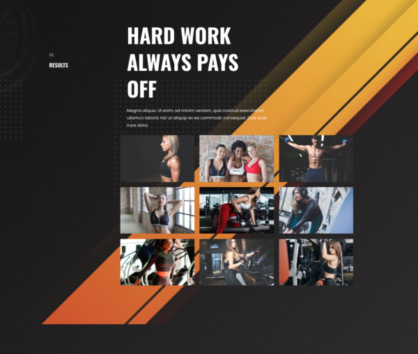 #1 Strong Personal Trainer Pro Business Theme