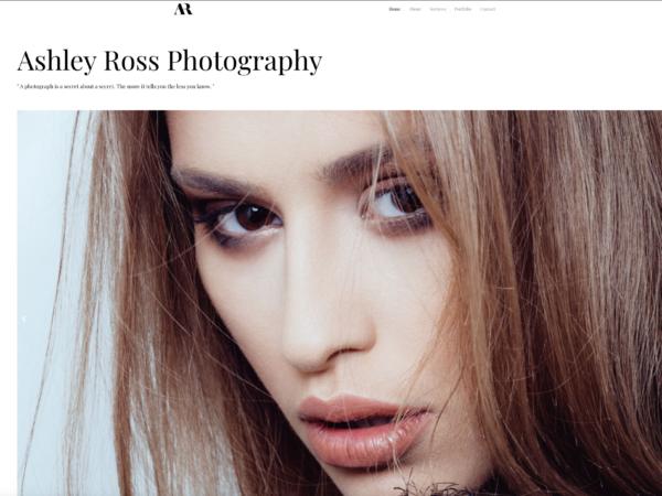 #1 Eye-Opening Photography Portfolio Business Theme