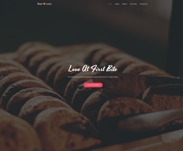 #1 Successful Sweet Shop Business Theme
