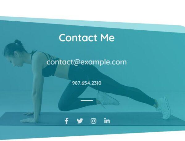 Yoga Contact