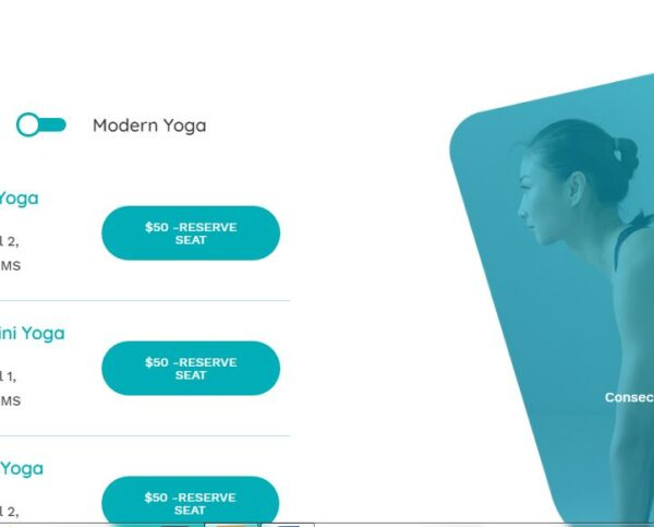 Yoga Reservations