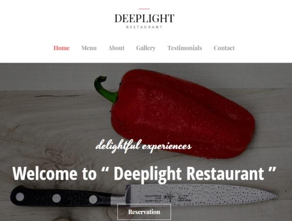 deeplight home