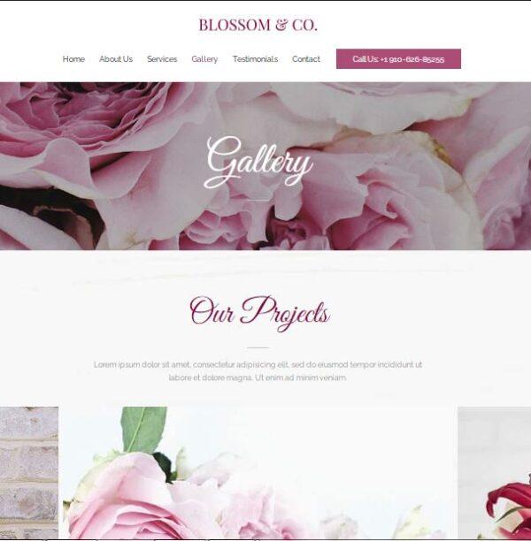 florist projects